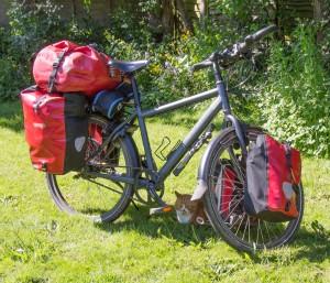 Loaded Bike