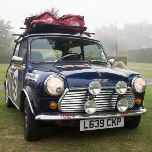 Small Car, Big Adventure