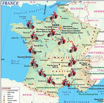 2013 French Tour